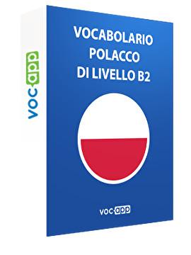 Vocabolario polacco di livello B2