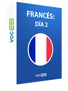 Francés: día 2
